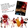 Burlesque show on Second Life