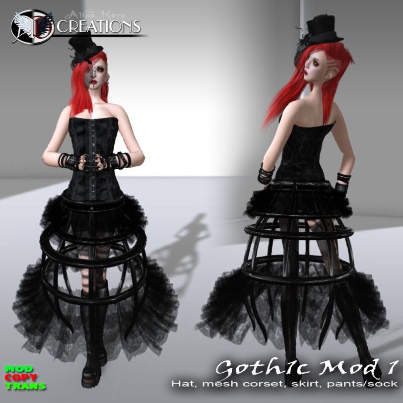 Goth1c mod 1